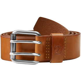 Fjällräven Singi Two-pin Belt leather cognac